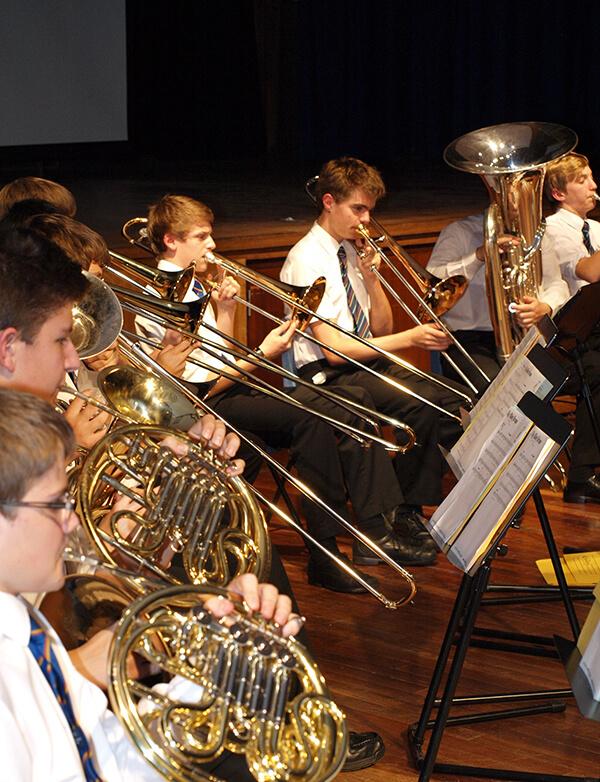 Brass Group   Music   Sir Thomas Rich's Grammar School