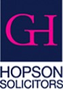 hopson solicitors Logo