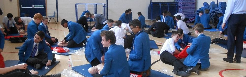 Year 10 1st Aid Training