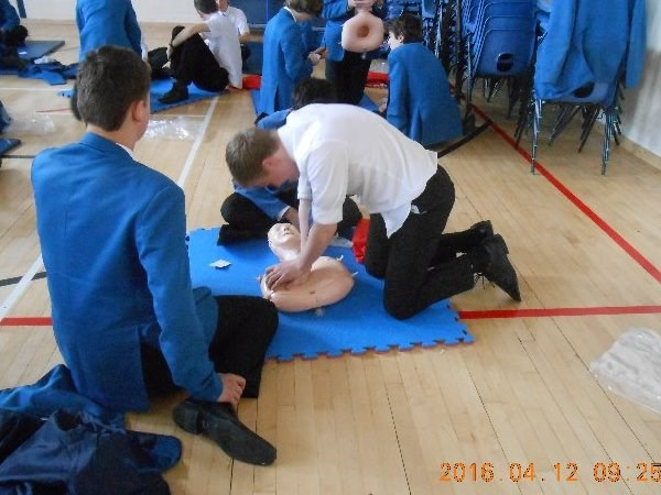 Photo 1 - Year 10 1st Aid Training