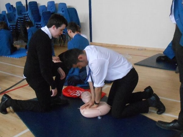 Photo 3 - Year 10 1st Aid Training