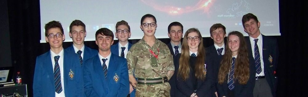 Careers Talk Intelligence Corps