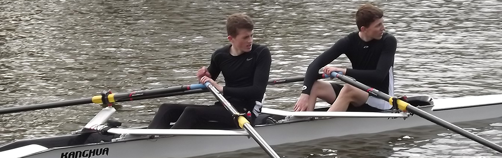 Arran Bennett Rowing Success