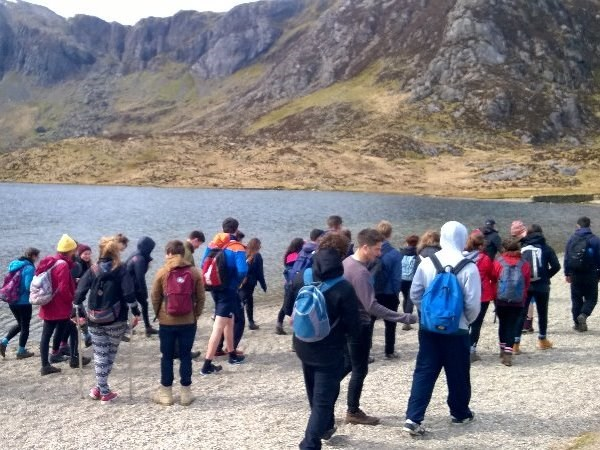 Photo 4 - Snowdonia. Geography fieldwork 2016