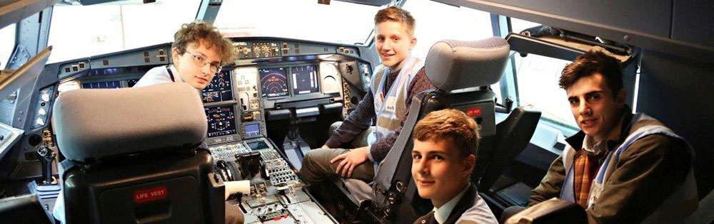 Y11 student wins place on Fly to Help Scholarship