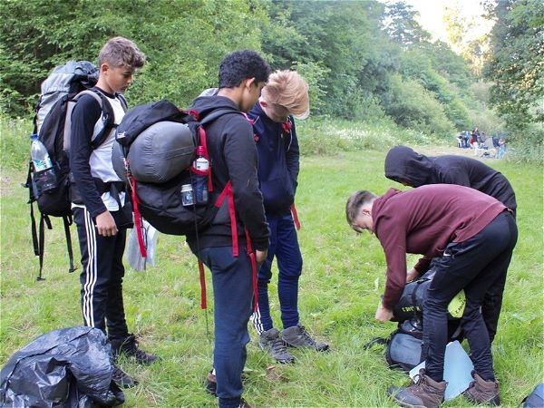Photo 1 - Year 10 Bronze DofE Expedition Completion