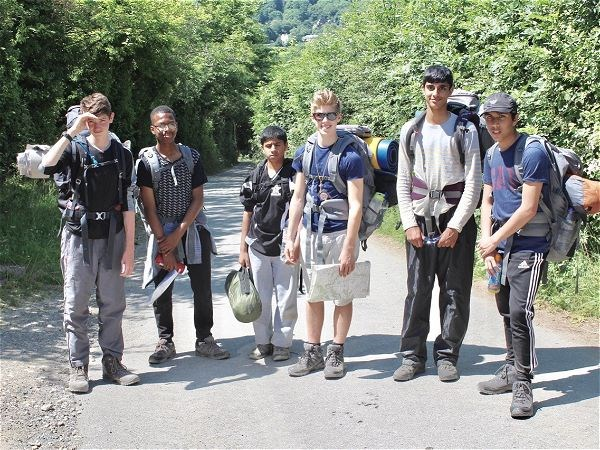 Photo 3 - Year 10 Bronze DofE Expedition Completion