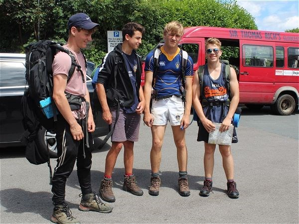 Photo 4 - Year 10 Bronze DofE Expedition Completion