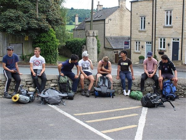 Photo 8 - Year 10 Bronze DofE Expedition Completion
