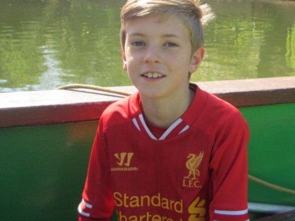 Photo 1 - Why LFC runs in the family for mascot Jack