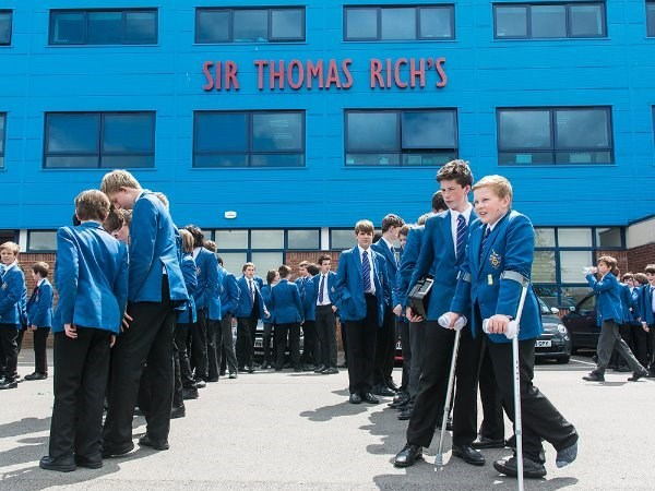 Photo 1 - School's 350th Anniversary Photos