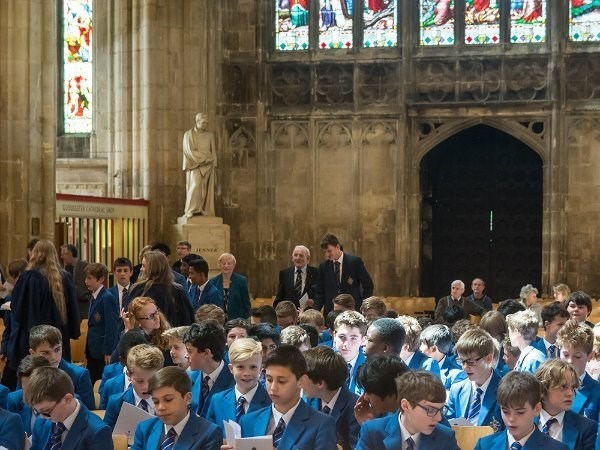 Photo 4 - School's 350th Anniversary Photos