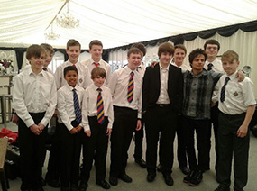 Photo 1 - Jazz band meet Jamie Cullen