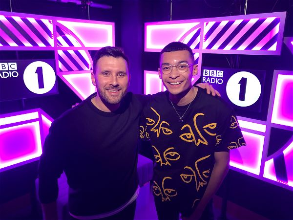 Photo 2 - Former Pupil Showcased On Radio 1 Dance Music Show