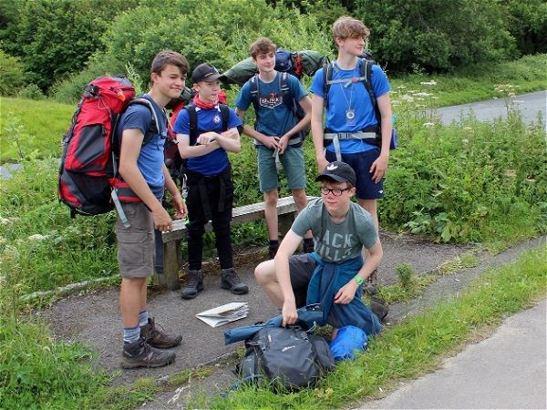 Photo 1 - Duke of Edinburgh Bronze June Expedition