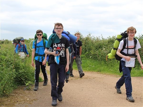 Photo 3 - Duke of Edinburgh Bronze June Expedition