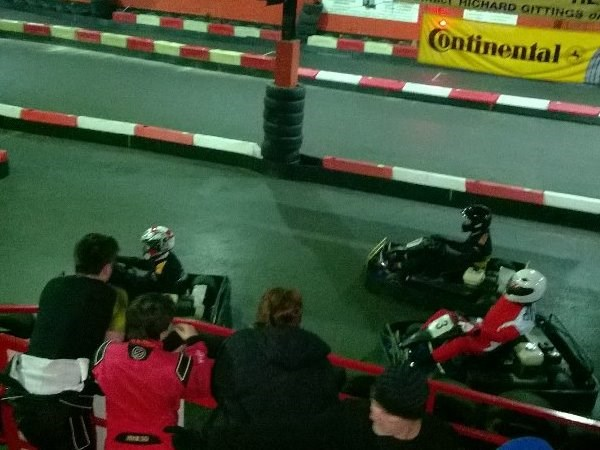 Photo 1 - STRS Win Round 2 of Karting Championship