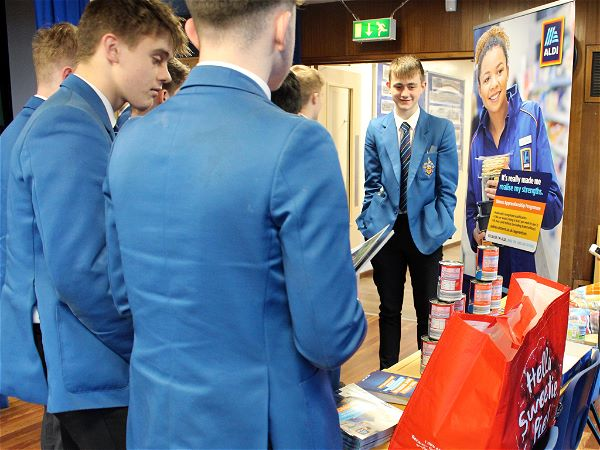 Photo 4 - Careers and HE Fayre 2019