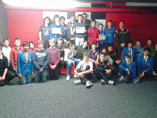 Photo 1 - British Schools Karting Championship 2014