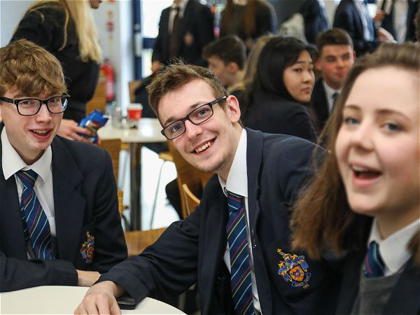 Photo 5 - Sixth Form Open Evening Thursday 6 February