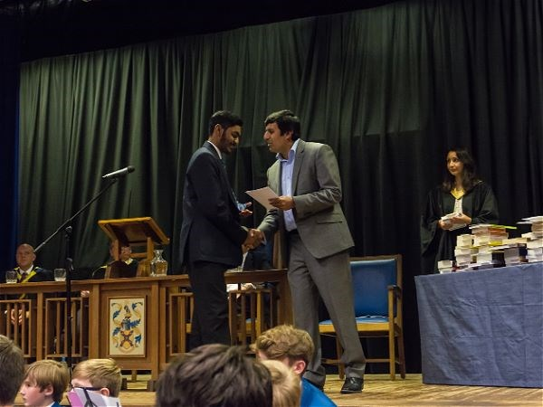 Photo 5 - Annual Awards and Speech Day 2017