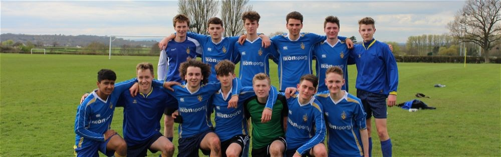 STRS Football Reaches County Cup Final