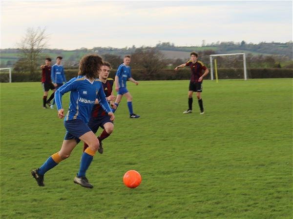 Photo 1 - STRS Football Reaches County Cup Final