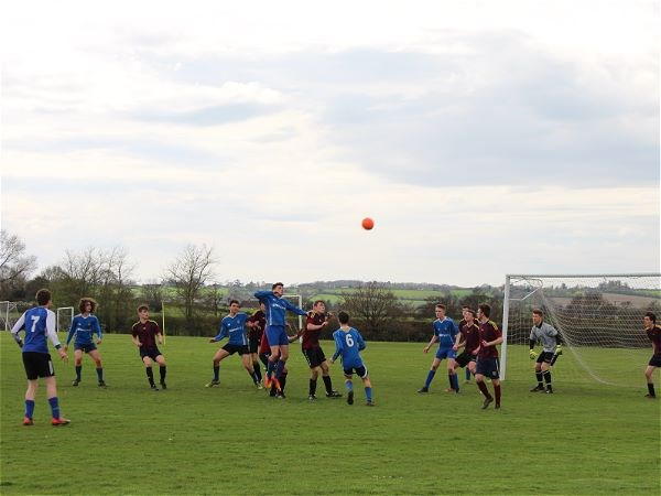 Photo 2 - STRS Football Reaches County Cup Final
