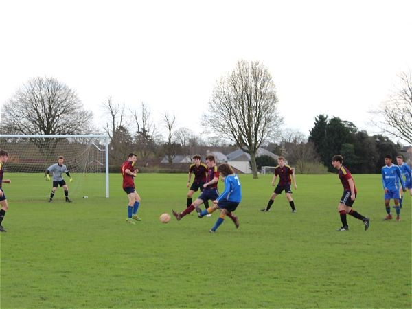 Photo 3 - STRS Football Reaches County Cup Final