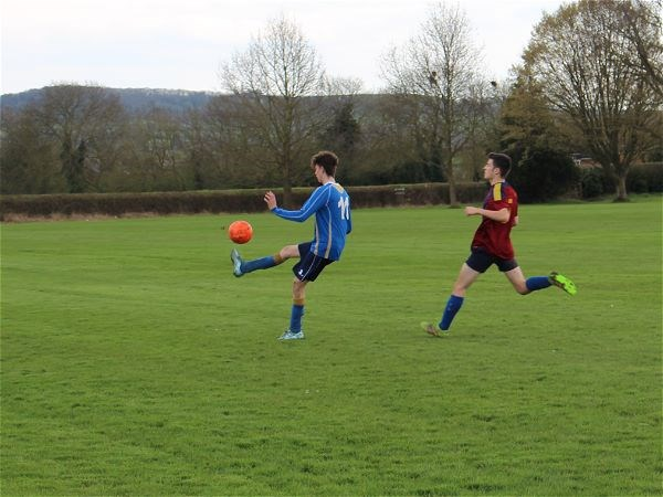 Photo 4 - STRS Football Reaches County Cup Final