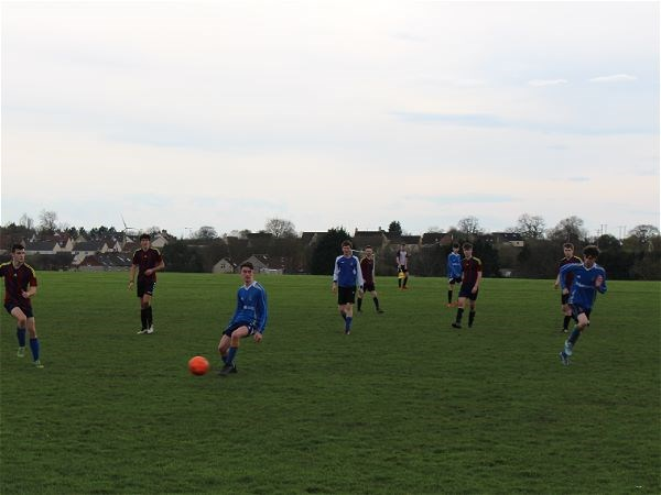 Photo 5 - STRS Football Reaches County Cup Final