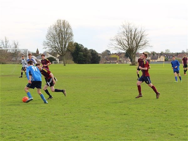Photo 6 - STRS Football Reaches County Cup Final