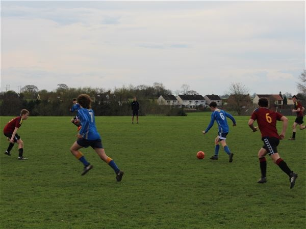 Photo 7 - STRS Football Reaches County Cup Final