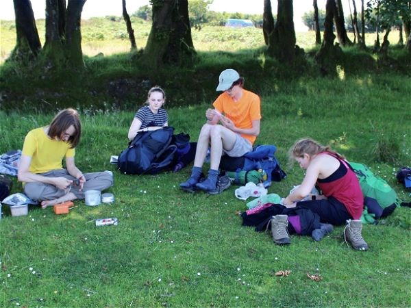 Photo 2 - Duke of Edinburgh Practice Expedition in Exmoor