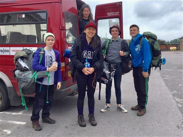 Photo 3 - Duke of Edinburgh Practice Expedition in Exmoor