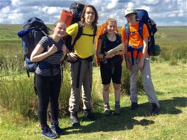 Photo 6 - Duke of Edinburgh Practice Expedition in Exmoor