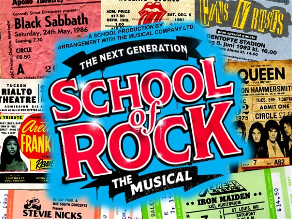 Photo 1 - SCHOOL OF ROCK - Tickets selling fast!