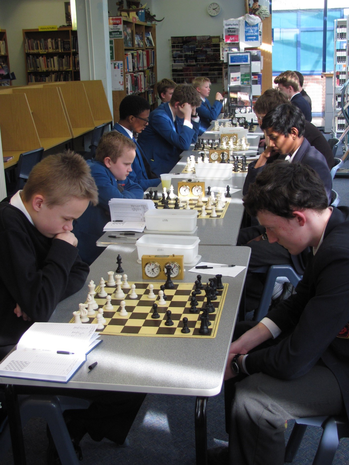 Photo 1 - Chess - So Close To A Great Success