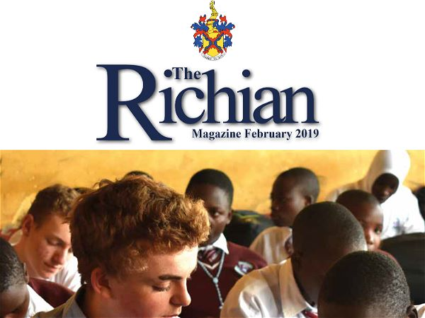 Photo 1 - The Richian - Latest Issue Available Now