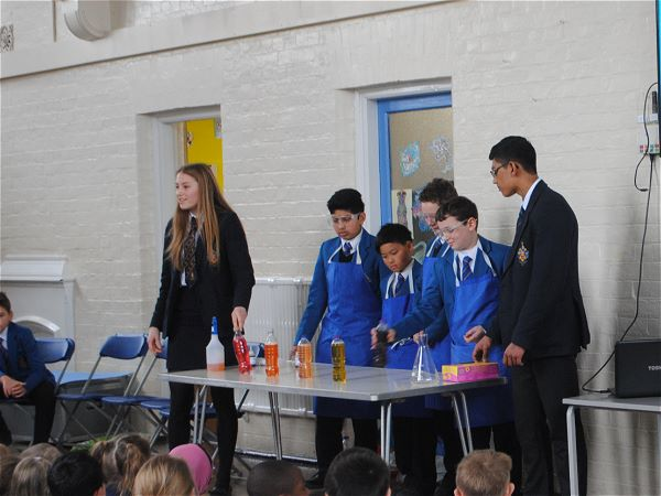 Photo 2 - Fun Science Assembly For Primary Pupils