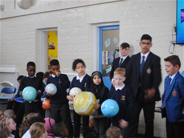 Photo 3 - Fun Science Assembly For Primary Pupils