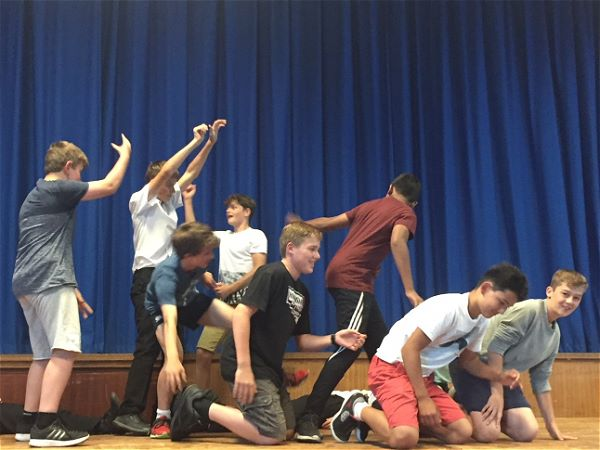 Photo 1 - YEAR 8 DRAMA WORKSHOP: The Tempest
