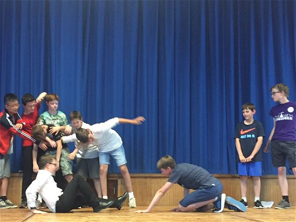 Photo 2 - YEAR 8 DRAMA WORKSHOP: The Tempest