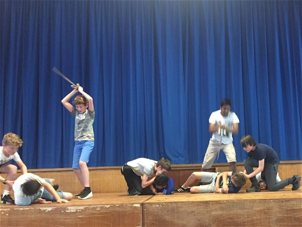 Photo 3 - YEAR 8 DRAMA WORKSHOP: The Tempest