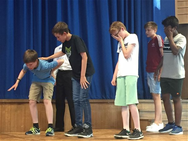 Photo 5 - YEAR 8 DRAMA WORKSHOP: The Tempest
