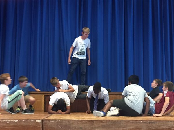 Photo 6 - YEAR 8 DRAMA WORKSHOP: The Tempest