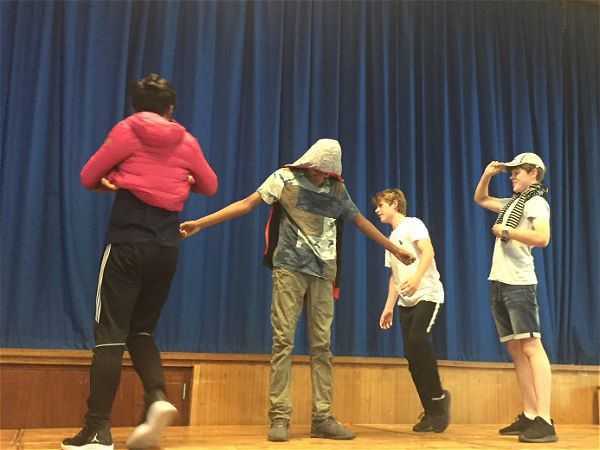 Photo 7 - YEAR 8 DRAMA WORKSHOP: The Tempest