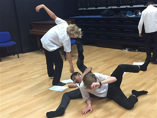 Photo 8 - YEAR 8 DRAMA WORKSHOP: The Tempest