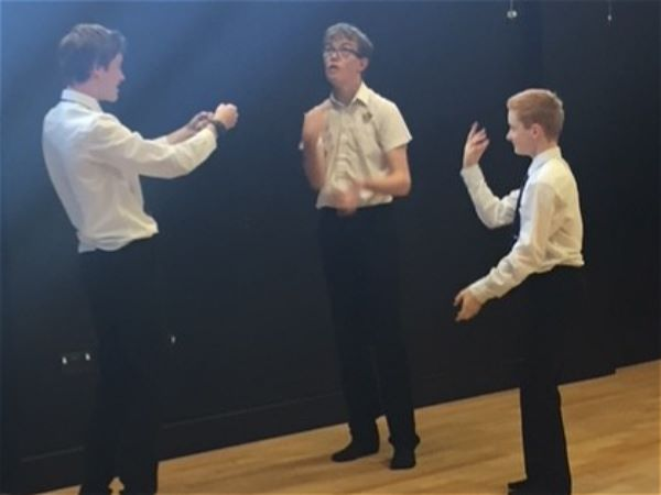 Photo 3 - DRAMA WORKSHOP - Years 8, 9, & 10