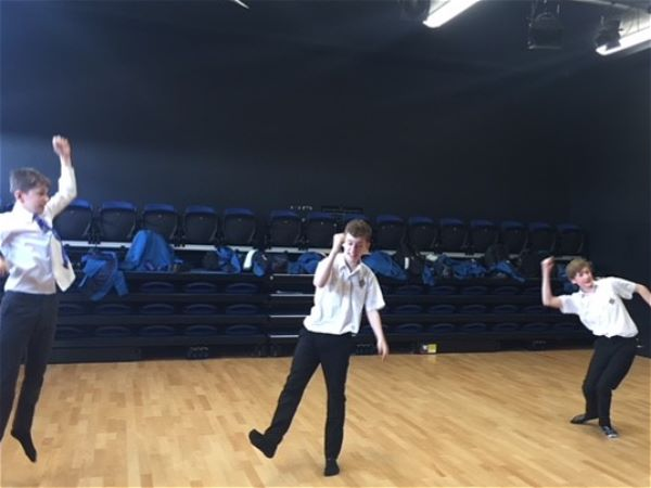 Photo 6 - DRAMA WORKSHOP - Years 8, 9, & 10